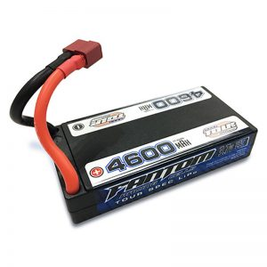 25C TOUR Spec LiPo – 4600mAh, 3.7v, 1-Cell (1S), Deans Connector