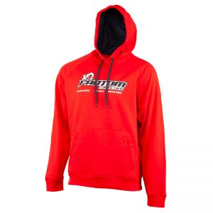 Team Performance Hoodie – Red
