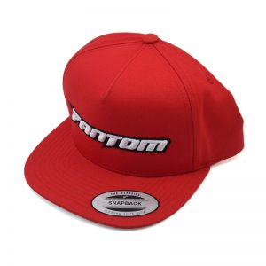 Team Snapback Hat – RED