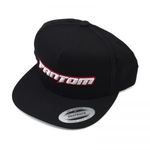 Team Snapback Hat – BLACK