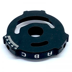 ICON Torque Stationary End Plate