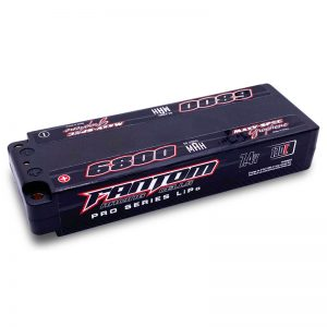 NEW- 6800mAh, 130C, 7.4v, 2-Cell, MaxV-SPEC Silicon Graphene LiPo