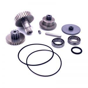 FR720 Steel Gear Servo Rebuild Kit