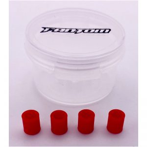 Modified Motor TEFLON Spacers (pack Of 4)